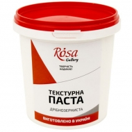 Текстурная паста ROSA Gallery мелкозернистая 500 г