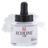Краска акварельная жидкая Ecoline 728 Серая теплая светлая