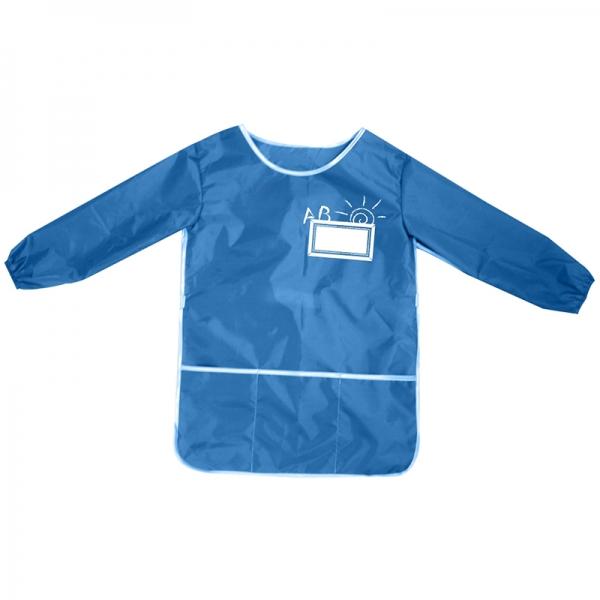 Фартук для детского творчества со спиной Cool For School голубой