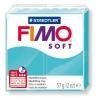 Полимерная глина (пластика) Fimo Soft, 57г, Мятная