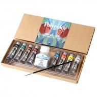 Набор акриловых красок Polycolor 8*20 мл Maimeri карт.коробка (1298058)