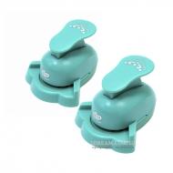 Угловые дыроколы ROSA для скрапбукинга, узоры 2,5 см