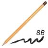 Карандаш графитный Koh-i-Noor 1500 8В