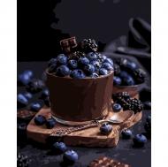 Картина по номерам Идейка 40х50см Соблазнительный десерт (КНО5574)