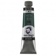 Краска масляная Van Gogh (654) Пихтовый зеленый 40мл