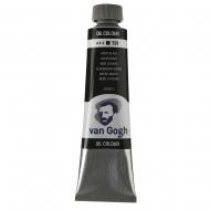 Краска масляная Van Gogh (701) Черная слоновая кость 40мл