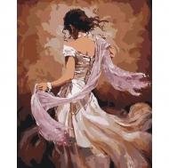 Картина по номерам Идейка 40х50см Фламенко (КНО2682)