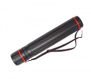 Тубус для бумаги пластиковый 11304, длинна 105см, диаметр 8cм