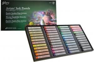 Пастель сухая мягкая MUNGYO, 48 цветов MPV-48