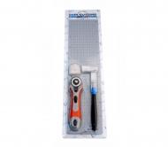 Набор для моделирования 2026 Самовосстанавливающийся коврик + макетный нож + роликовый нож + сменные лезвия, DAFA