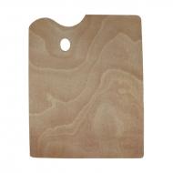 Палитра деревянная, прямоугольная DKART & CRAFT (40х50см.) (94160392)