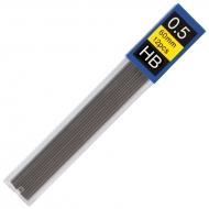 Стержни к механическому карандашу ECONOMIX HB 0,5 мм (12 шт. в тубусе)