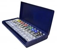 Набор масляных красок в пластиковом пенале Maimeri Classico 055 12 цветов по 20 мл