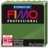 Пластика Fimo Professional 85г (057) Зеленая травяная (8004-57)