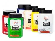 Акриловая краска ROSA Studio 400 мл в ассортименте