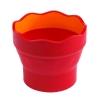 Чашка для воды Clic & Go красная