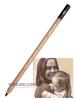 Сепия темно-коричневая Gioconda 8804 в деревянном карандаше