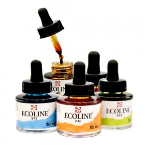 Краска акварельная жидкая Ecoline  Royal Talens 30 мл