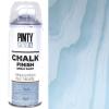 Краска-аэрозоль на водной основе Синий индиго (795) 400мл Chalk-finish PINTYPLUS