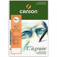 Альбом для эскизов Canson C a Grain A5 180 г/м2 30 л. (0060-609)