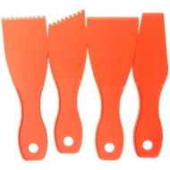 Набор пластиковых шпателей-лопаток Spatules (GS665500)