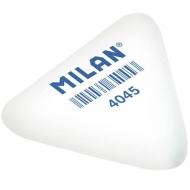 Ластик треугольный белый MILAN 4045