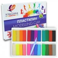 "Пластилин ""Луч"" 24 цвета ""Классика"""