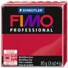 Пластика Fimo Professional 85г (029) Карминовая (8004-29)