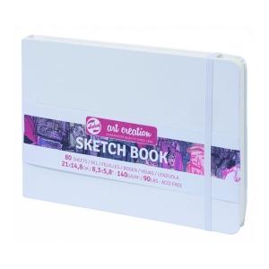 Блокнот для графики Talens Art Creation 140г/м, 14,8х21см, 80листов, белый, Royal Talens