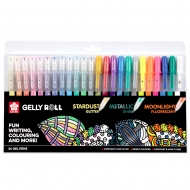 Набір ручок Gelly Roll 24шт., Sakura (POXPGBMIX24)