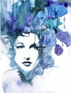 Акварель Белые Ночи 12 цветов 2,5 мл, НАБОР в пластиковом пенале