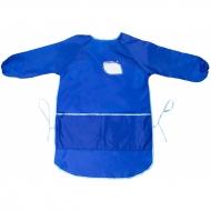 Фартух для детского творчества подростковый синий