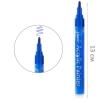 Маркер акриловый универсальный FlySea 0,7 мм (35) Синий