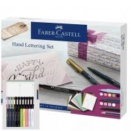 Набор ручек Faber-Castel РІТТ LETTERING 12 шт (31355)
