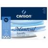 Альбом-склейка для акварели Canson Montval 1-Bloc 12 л 300 г/м 29,7x42 см