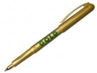 Маркеры CENTROPEN металлик 2670, Золотой 1 мм