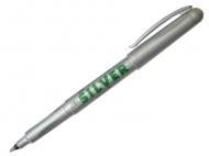 Маркеры CENTROPEN металлик 2670, Серебряный 1 мм