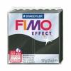 Полимерная глина (пластика) Fimo Effect, 57г, Черная перламутровая