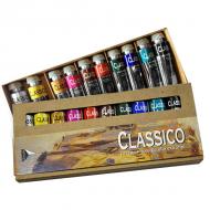 Масляные краски Maimeri Classico 10 цветов по 20 мл