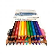 Карандаши цветные ColorCore 24 цвета + 1 графитный HB
