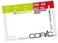 Блок для маркеров Copic Alcohol Marker Pad A2 70 г/м2 50 л (25003)