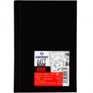 Скетчбук для эскизов Canson Art Book One 100 г/м2 21,6x27,9 см 98 л (0005-569)