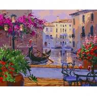 """Картина по номерам Идейка 40х50см """"Восхитительная Венеция"""""""