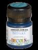 Краска витражная по стеклу на водной основе DECOLA 20 мл, Бирюзовая