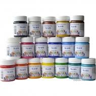 Краски по ткани, для росписи тканей DECOLA, 50 мл в ассортименте