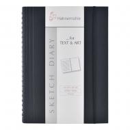 Скетчбук Hahnemuhle Diary А4 на спирали 60 листов 120г (10628755)