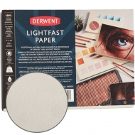 Склейка для рисунка Lightfast 17,78*25,4см, 300г/м2, 20л Derwent