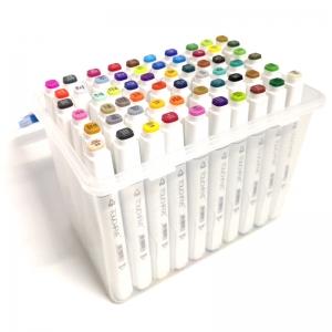 Набор маркеров Touch Five в пластиковом боксе 60 цветов