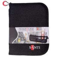 Пенал - подставка Santi для кистей 260х00 мм (742626)
