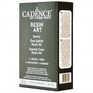 Cadence епоксидна смола, двокомпонентна, прозора Resin Art, 250+250мл (RA250)